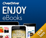 OverDrive Enjoy ebooks