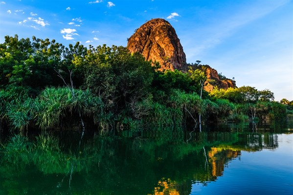 An Award Winning Location - Upper Ord River Kununurra