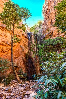 An Award Winning Location - Emma Gorge