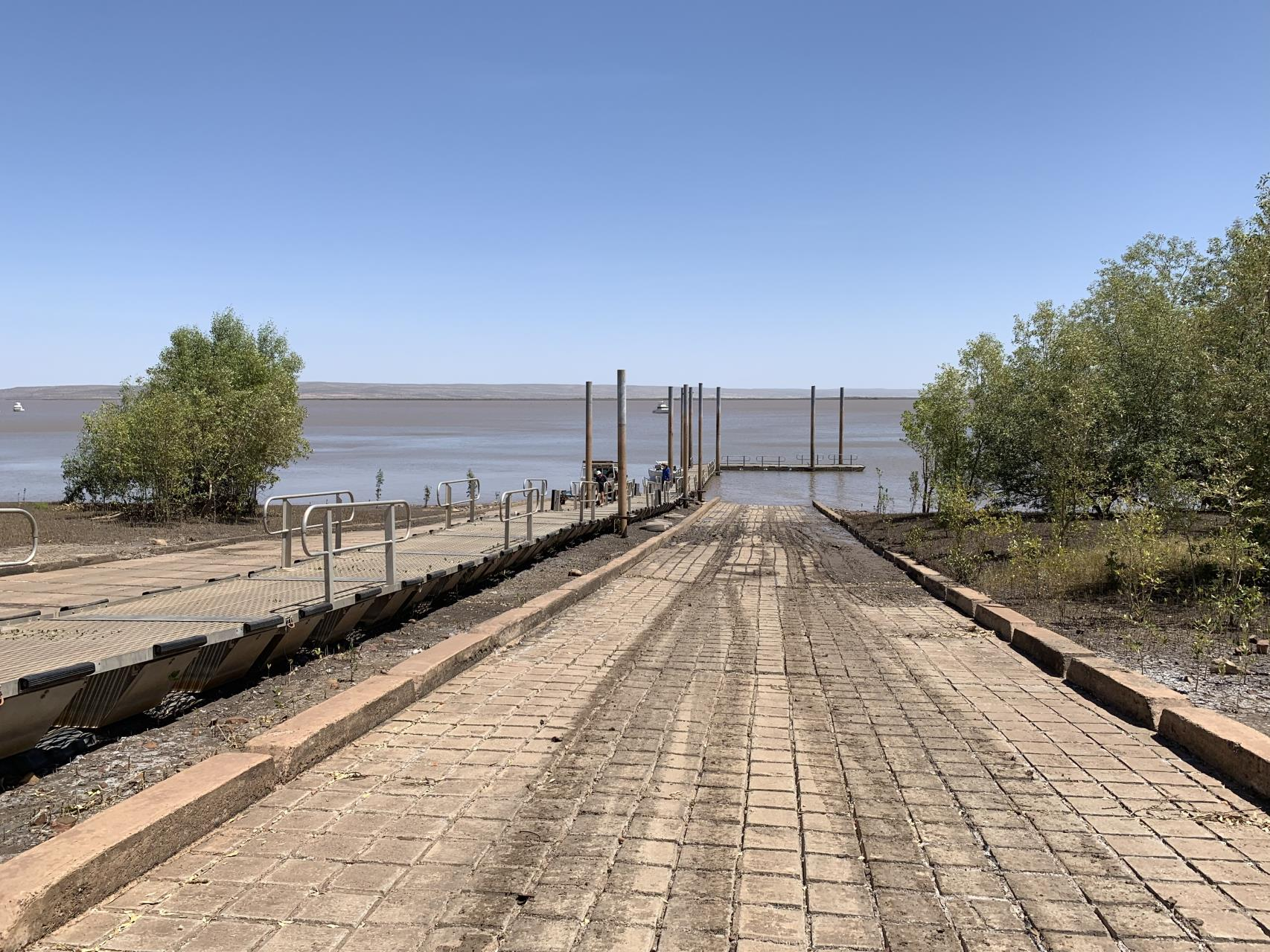 Wyndham Pontoon Jetty will be closed until further notice