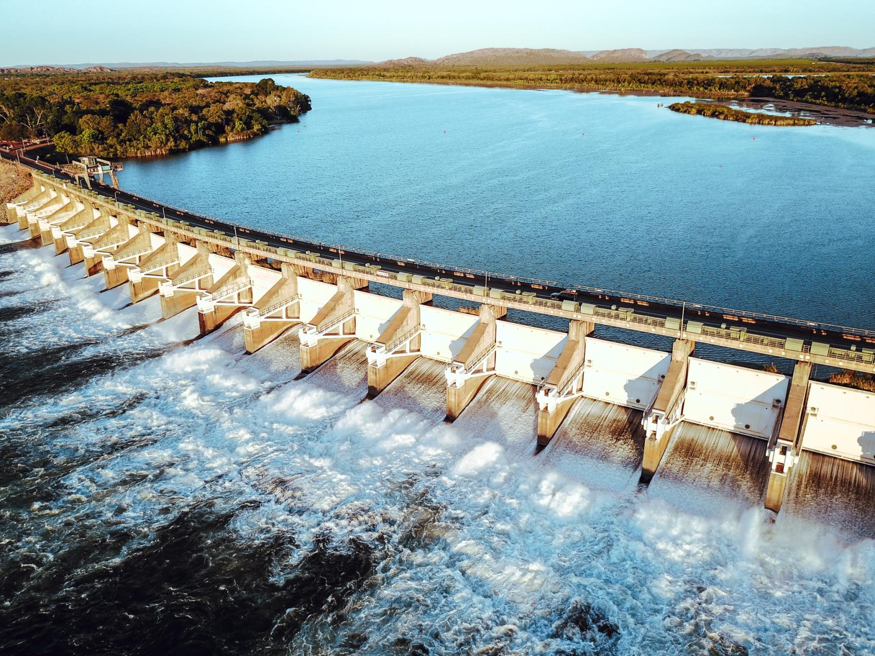Water Corporation to temporarily lower water levels in Lake Kununurra