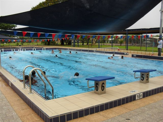 Temporary Changes to Wyndham Swimming Pool Opening Hours