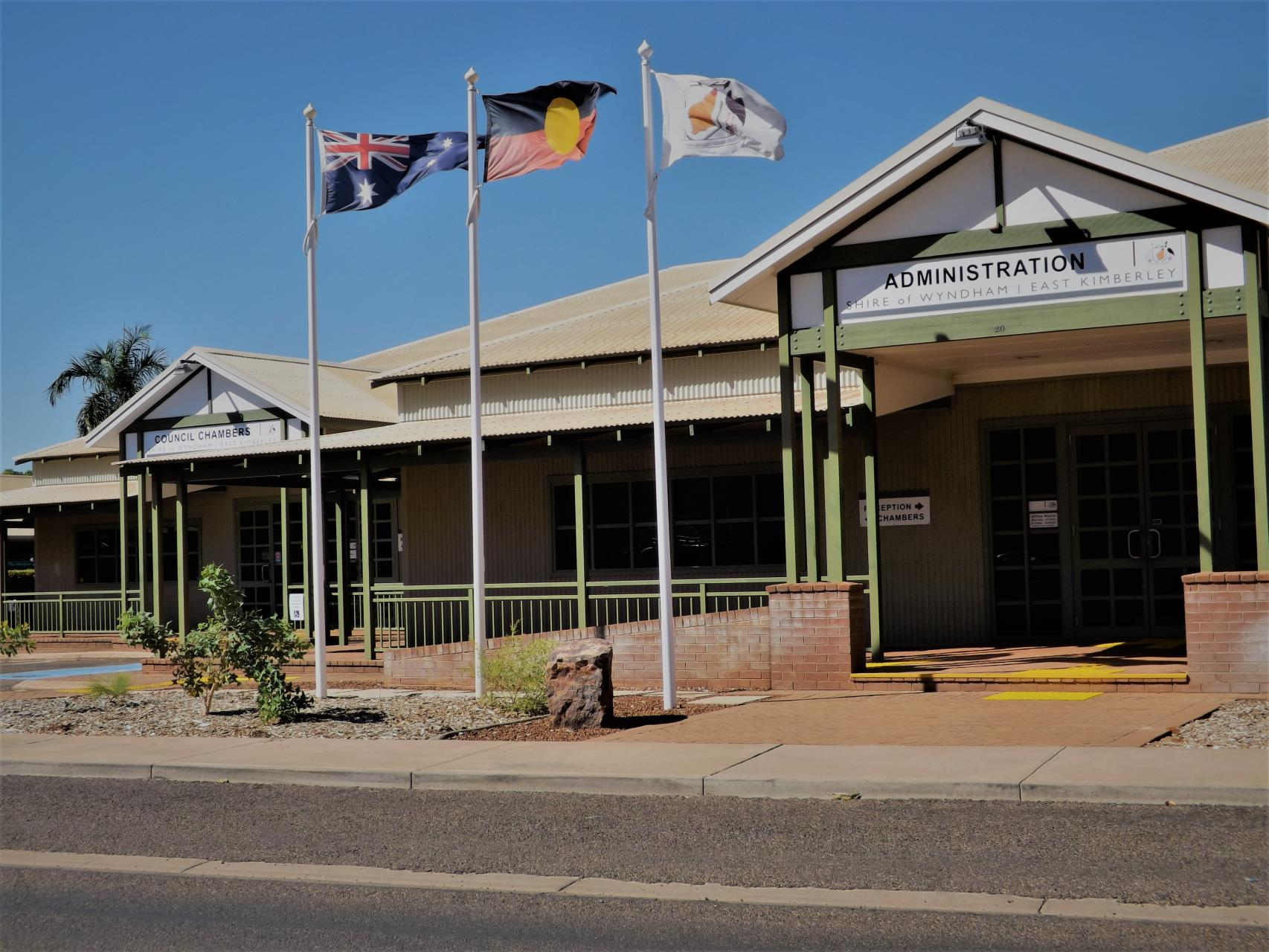 Closure of Wyndham and Kununurra Shire Office Administration Buildings