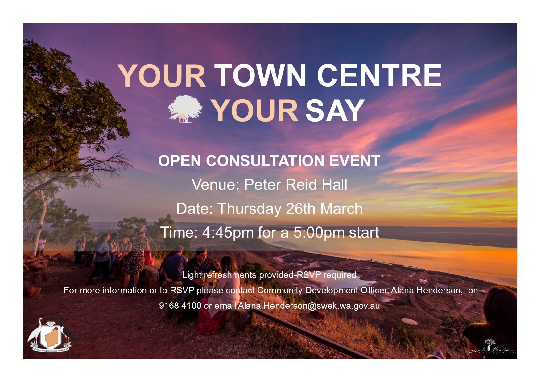 Wyndham Town Second Consultation