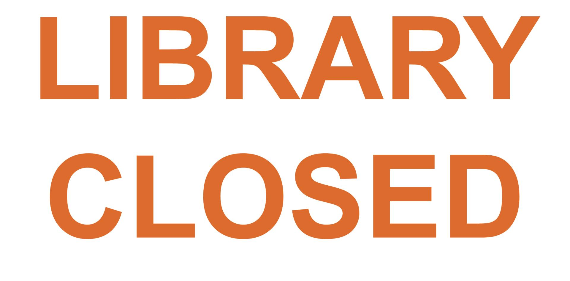 Library Closure