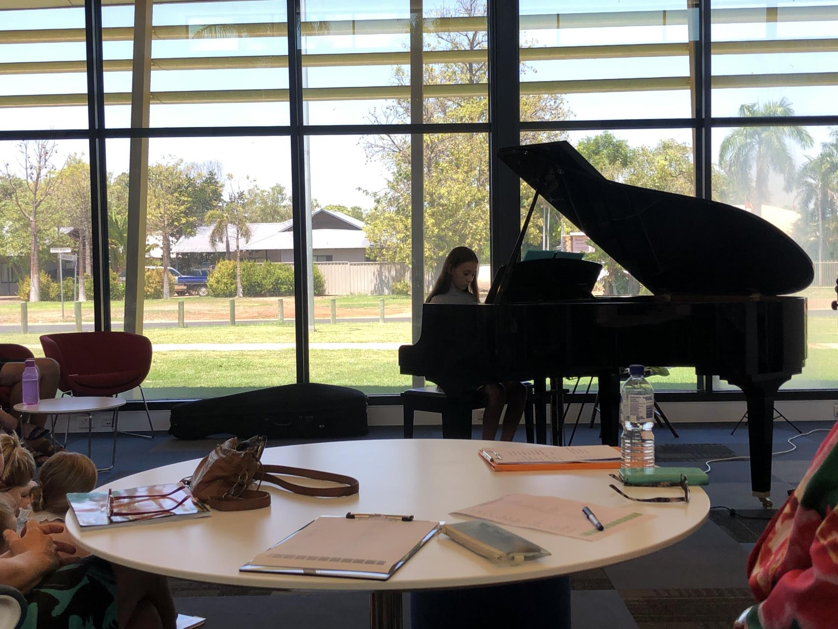 Piano Recital at Kununurra Library