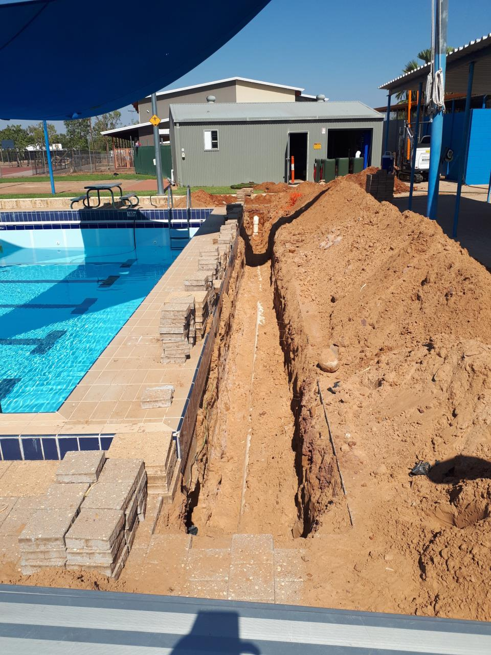 Wyndham Swimming Pool Closure Update