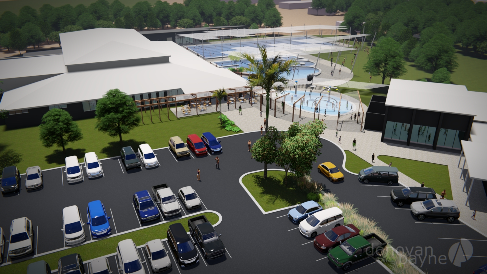 Draft Kununurra Leisure Centre Redevelopment Design